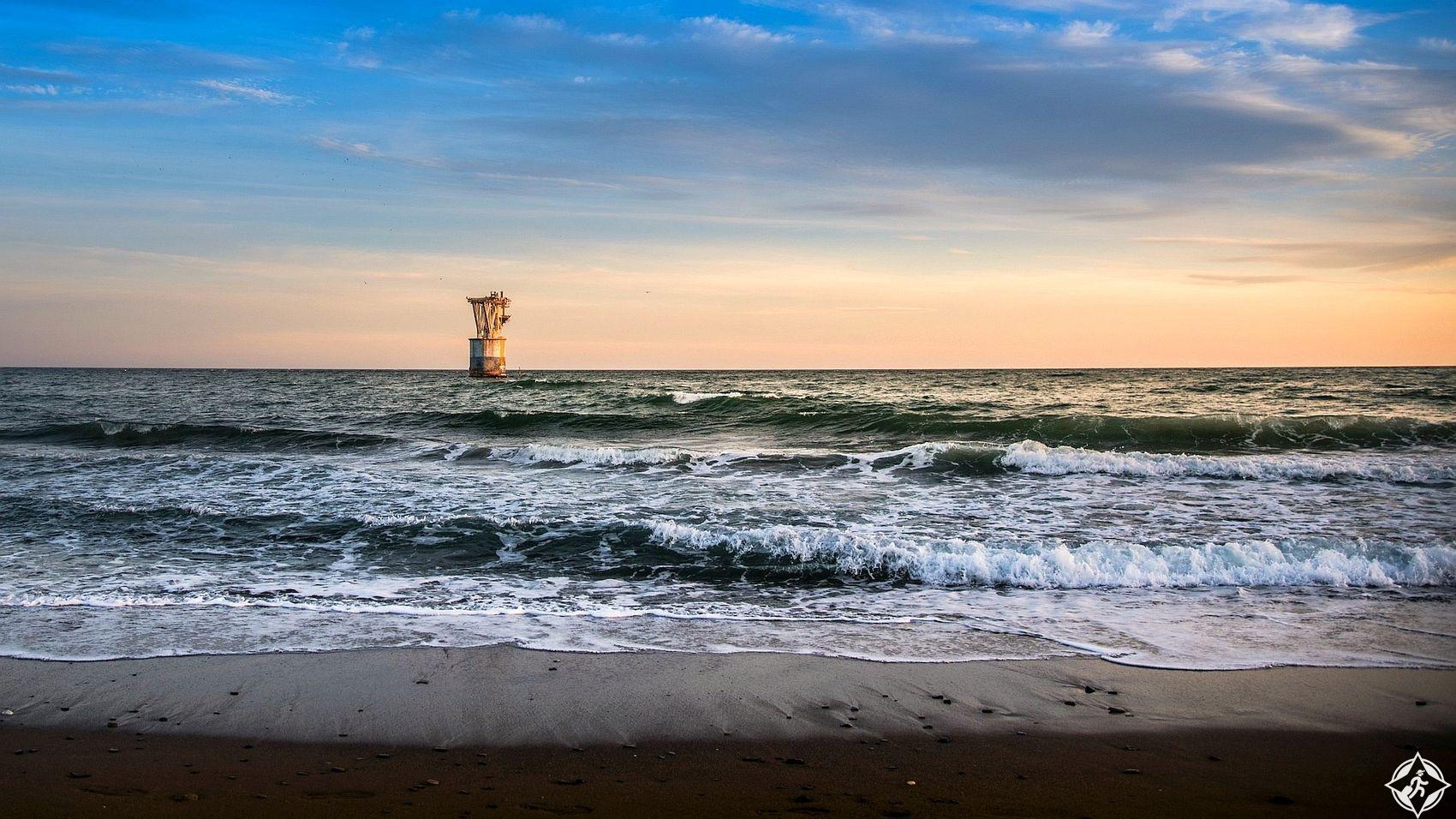 شواطىء إسبانيا