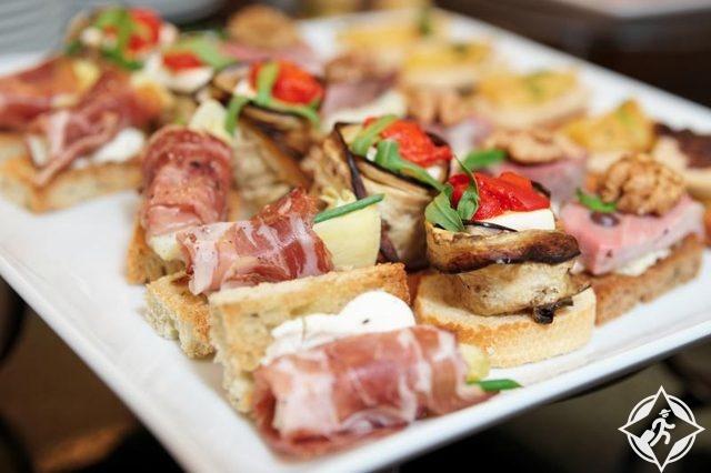طعام إسبانيا
