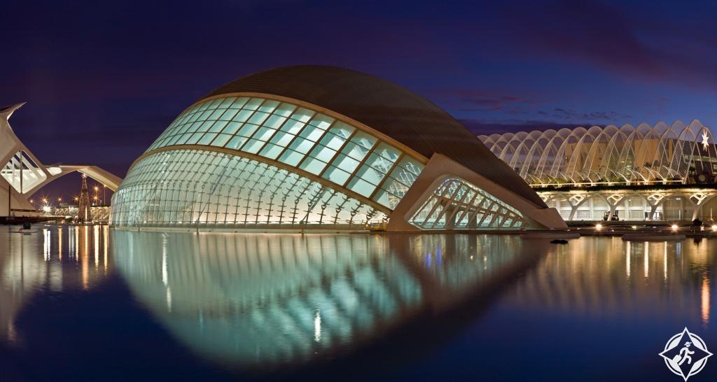 فالنسيا - وجهات سياحية في اسبانيا