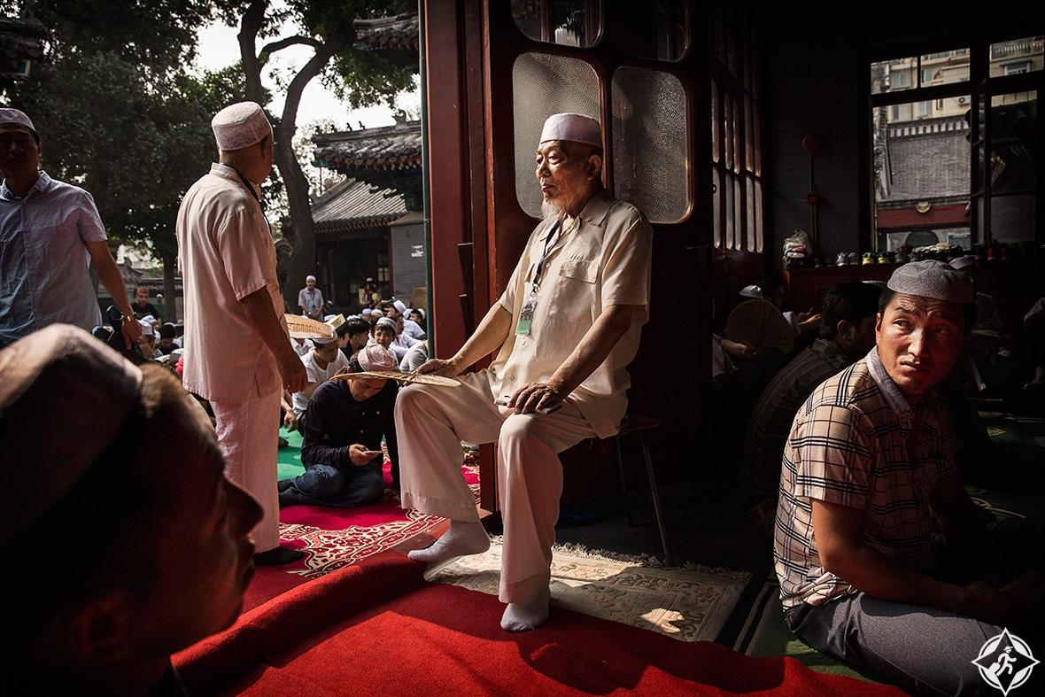 مسجد نيوجيه التاريخي