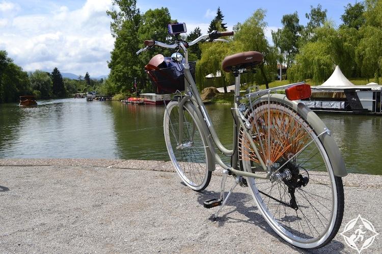 الدراجات في ليوبليانا