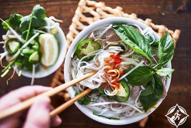 الطعام في فيتنام