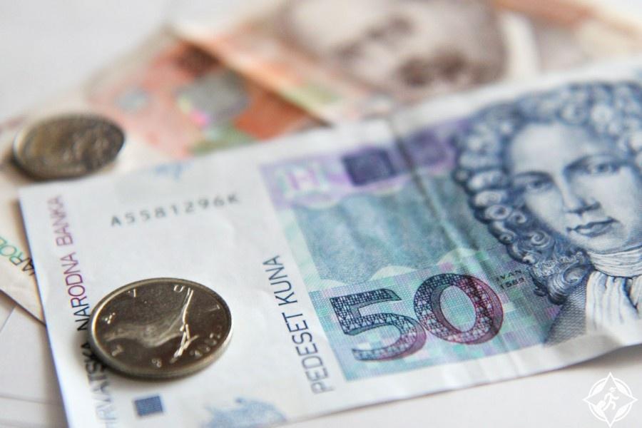 العملة في كرواتيا