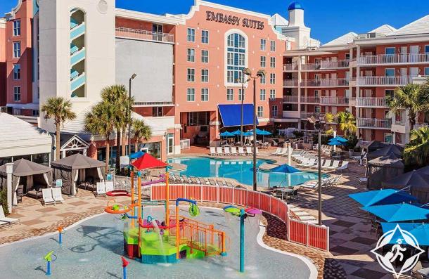 خيارات الترحيب بالاطفال في الفنادق