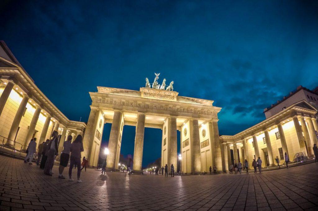 رحلتي الأولى إلى ألمانيا