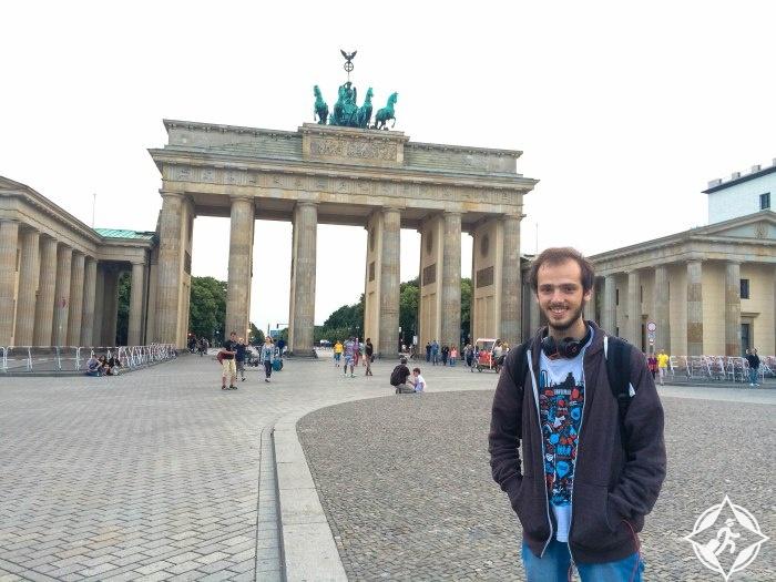 قاسم حتو في برلين