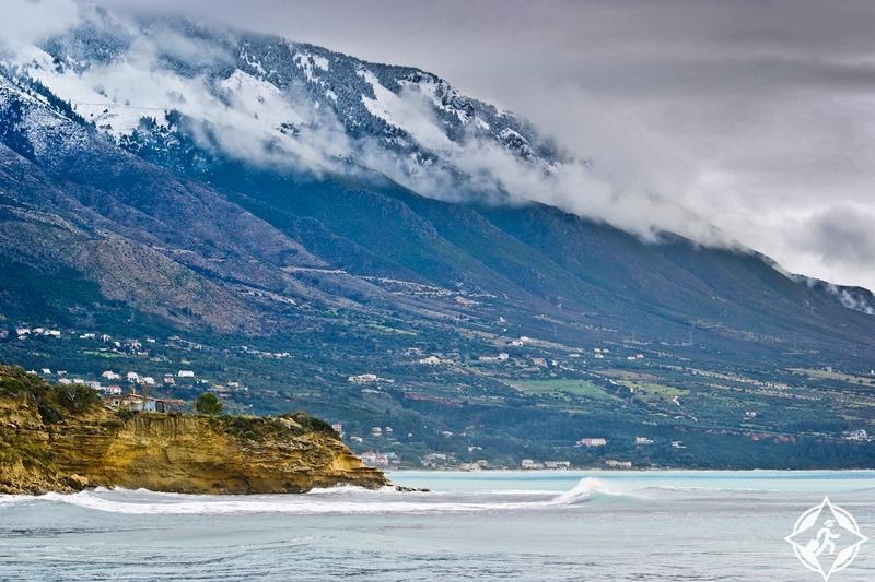 جبل أينوس