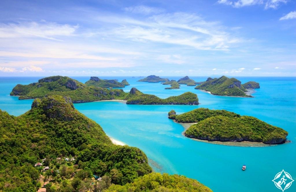 السياحة في تايلاند