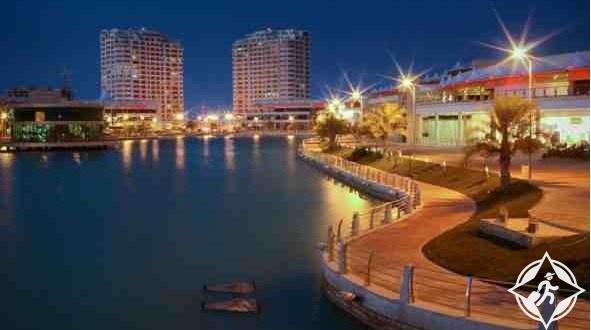 """8ff320b6e افتتاح فندق """"أجنحة الخليج"""" في جزر أمواج بالبحرين"""