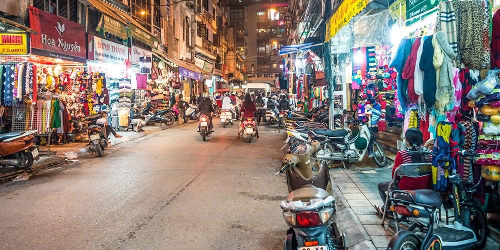 المدينة القديمة هانوي