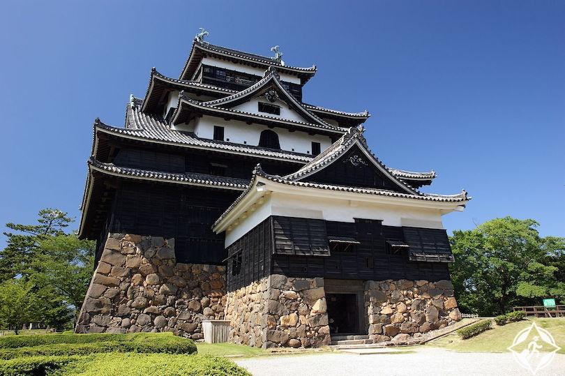 اليابان - قلعة ماتسوي - القلاع اليابانية