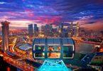 شهر العسل في سنغافورة