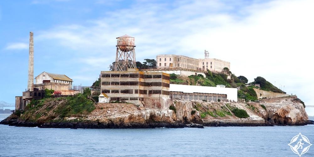 أمريكا-سان فرانسيسكو-جزيرة الكاتراز-أشهر معالم سان فرانسيسكو