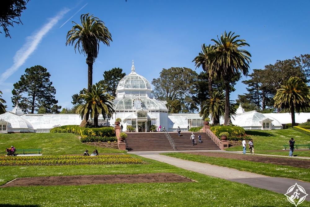 أمريكا-سان فرانسيسكو-حديقة البوابة الذهبية-أشهر معالم سان فرانسيسكو