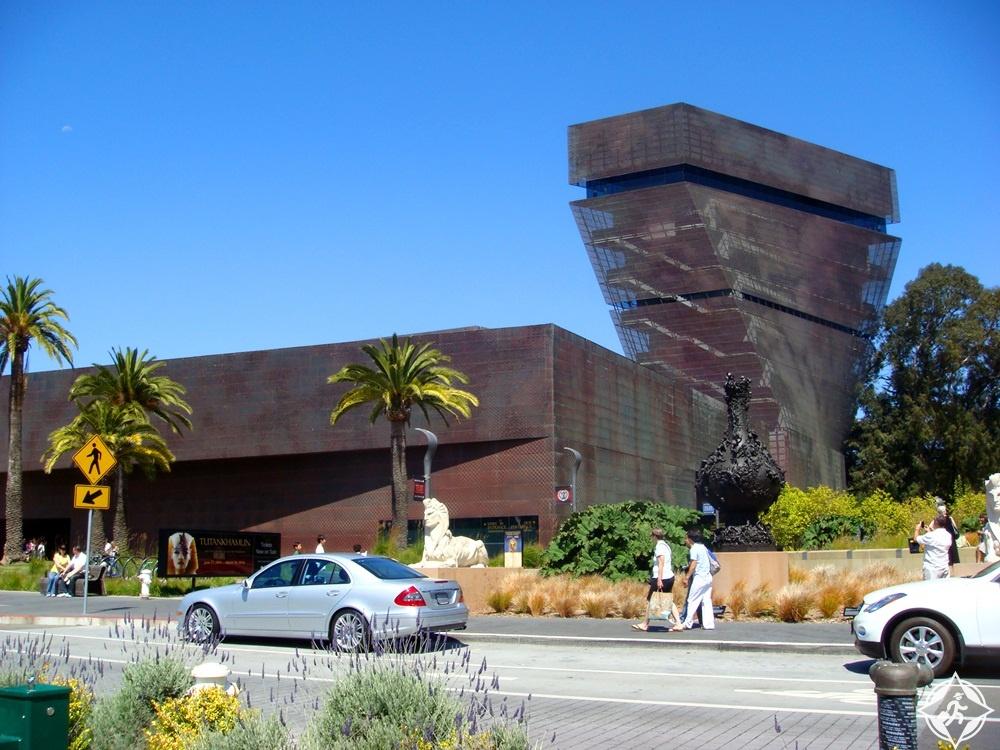 أمريكا-سان فرانسيسكو-متحف دي يونغ-أشهر معالم سان فرانسيسكو
