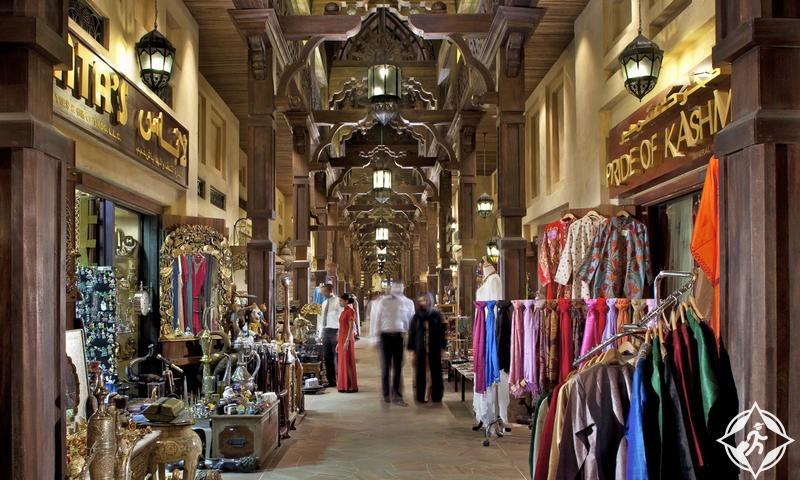 الإمارات-أبوظبي-السوق الإيراني-الأسواق التقليدية في أبوظبي
