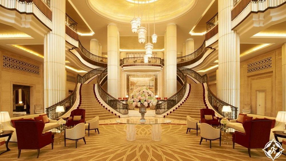 الإمارات-أبوظبي-سانت ريجيس أبوظبي-أفضل فنادق خمس نجوم في أبوظبي