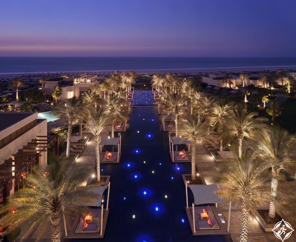 الإمارات-أبوظبي-فندق بارك حياة أبوظبي-أفضل فنادق أبوظبي للعرسان