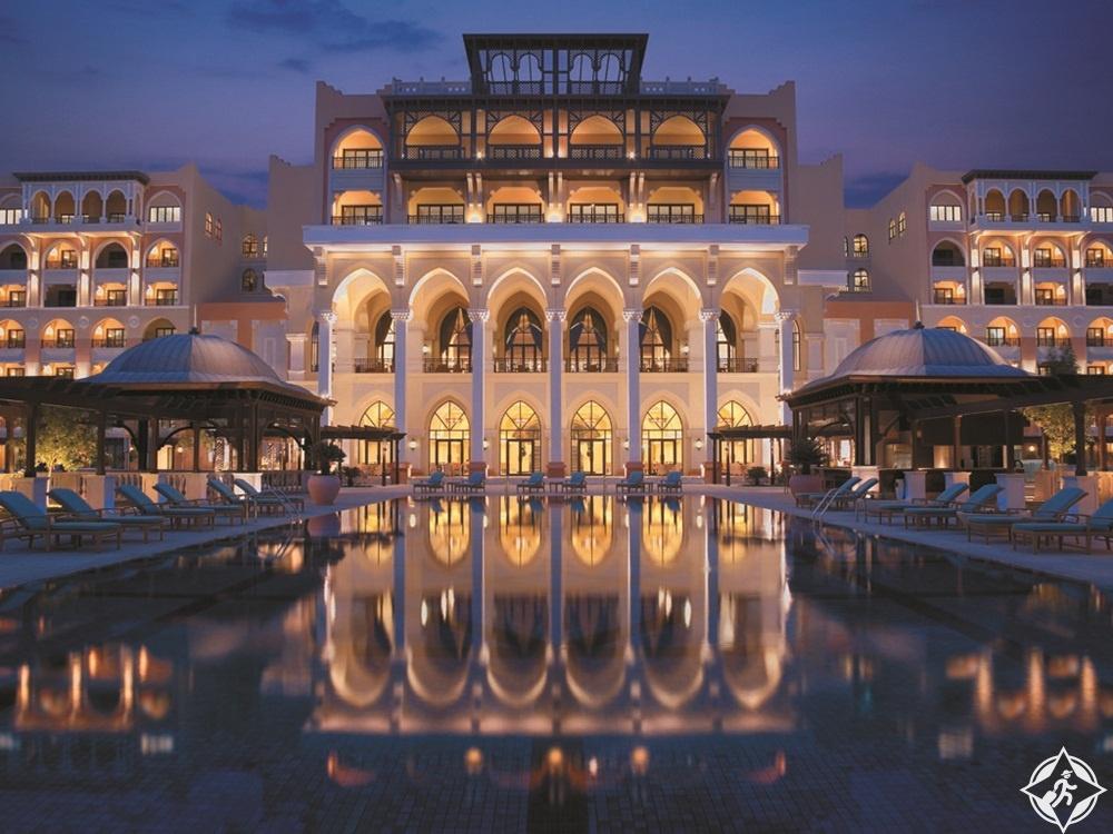 الإمارات-أبوظبي-فندق شانغريلا أبوظبي-أفضل فنادق خمس نجوم في أبوظبي
