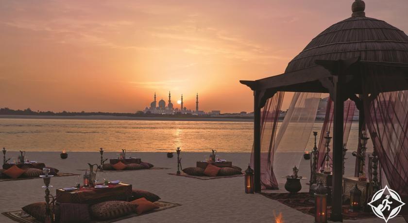 الإمارات-أبوظبي-فندق شانغريلا قرية البري-أفضل فنادق أبوظبي للعرسان