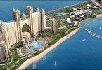 الإمارات-دبي-أتلانتس النخلة