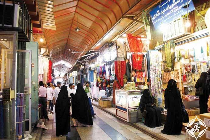 عشـرةٌ مـن أهـمّ و أفضل الأسواق الشعبية في جدة .. تعــرّف علـيها