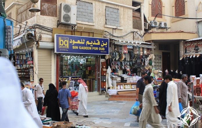 عشـرة مـن أهـم و أفضل الأسواق الشعبية في جدة تعــر ف علـيها