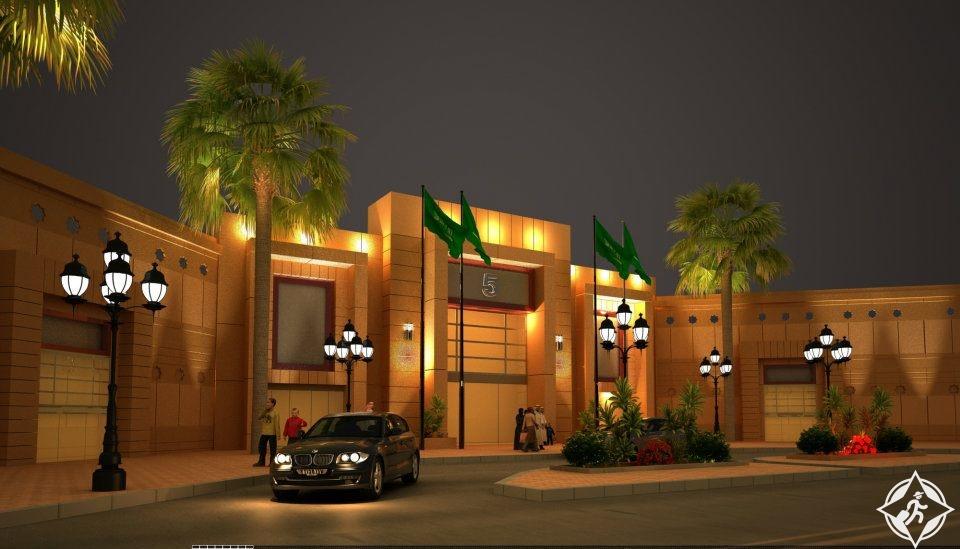 السعودية-جدة-سوق حراء الدولي-مراكز التسوق في جدة