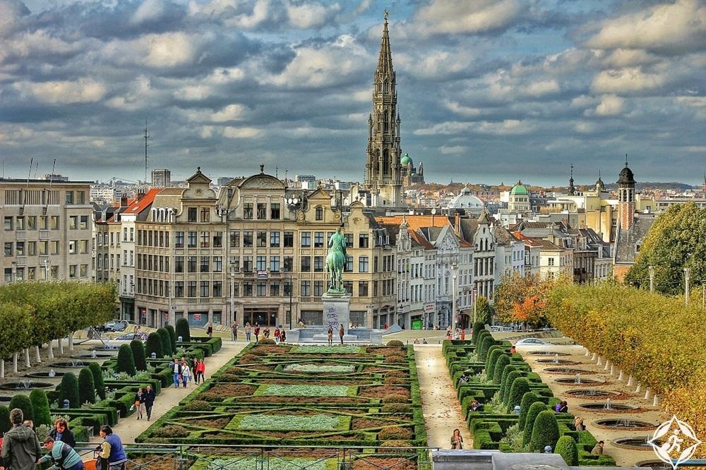 بلجيكا-بروكسل-أجمل مدن بلجيكا