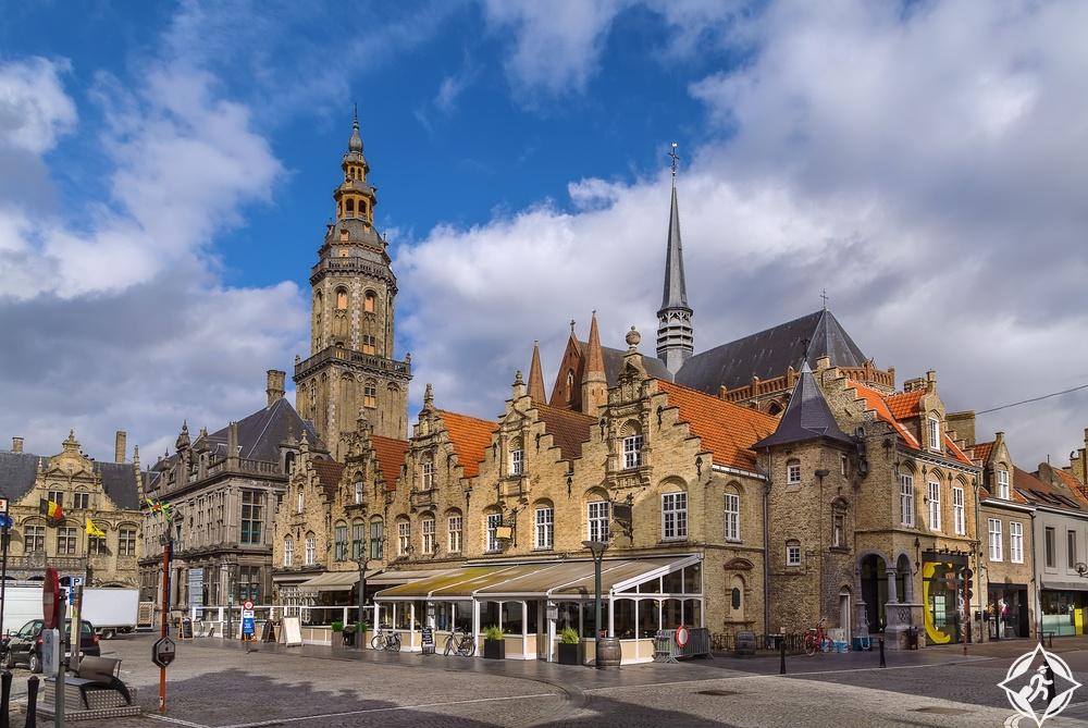 بلجيكا- بروكسل-فيرن-أجمل مدن بلجيكا