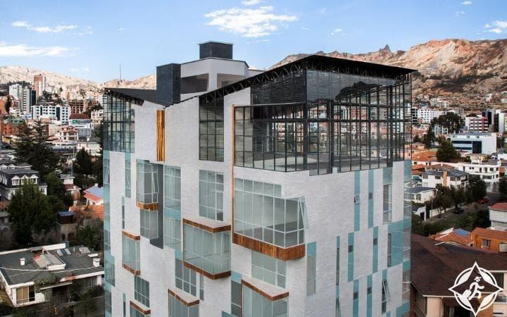 بوليفيا-لاباز-فندق أتيكس-فنادق تم افتتاحها في 2016