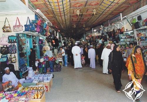 سلطنة عمان-سوق الجمعة بالوادي الكبير-الأسواق التقليدية في عمان