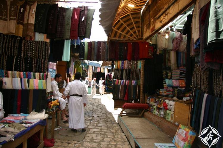 سلطنة عمان-سوق الحافة-الأسواق التقليدية في عمان