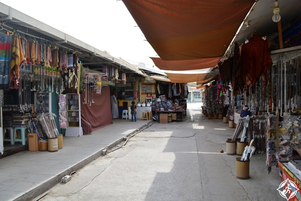 سلطنة عمان-سوق الحصن-الأسواق التقليدية في عمان