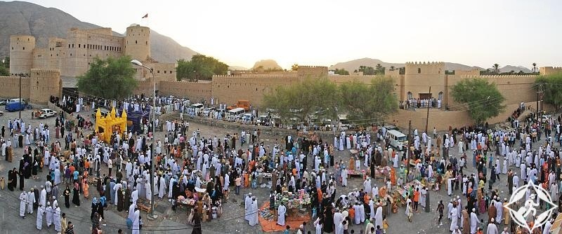 سلطنة عمان-سوق الرستاق-الأسواق التقليدية في عمان