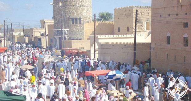 سلطنة عمان-سوق بهلا-الأسواق التقليدية في عمان
