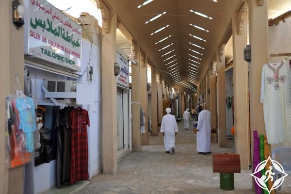 سلطنة عمان-سوق عبري-الأسواق التقليدية في عمان