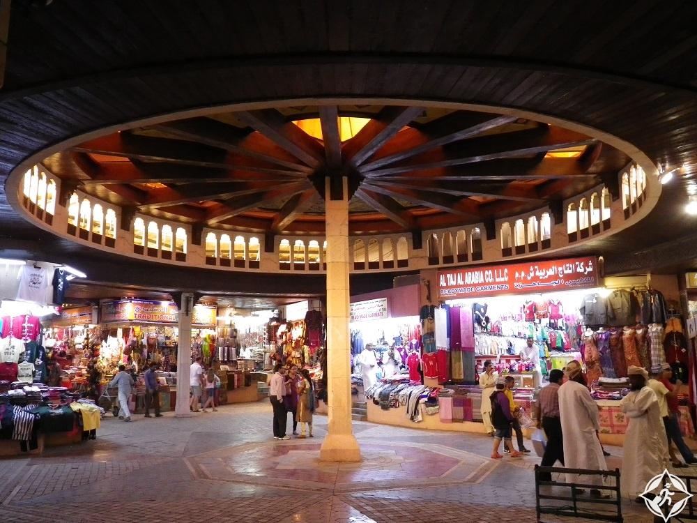 سلطنة عمان-سوق مطرح-الأسواق التقليدية في عمان