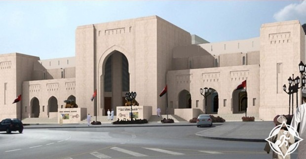 سلطنة عمان-مسقط-المتحف الوطني-الأماكن السياحية في مسقط