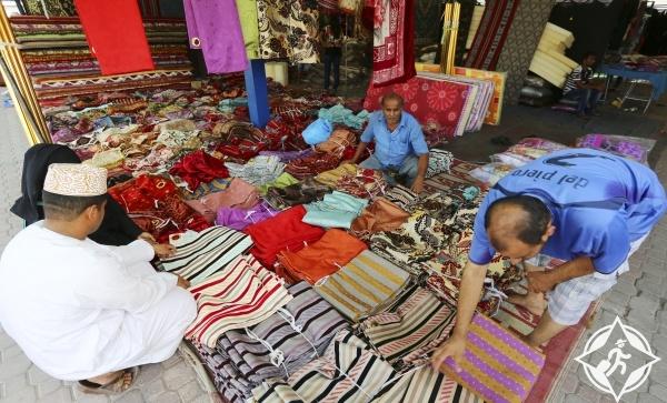 سلطنة عمان-مسقط-سوق الجمعة-أماكن التسوق في مسقط