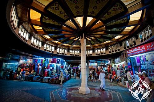 سلطنة عمان-مسقط-سوق مطرح-أماكن التسوق في مسقط