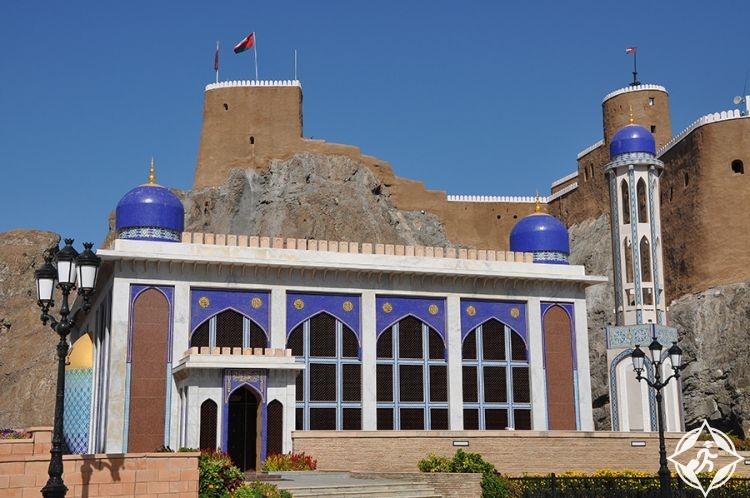 سلطنة عمان-مسقط-قلعة الميراني-الأماكن السياحية في مسقط