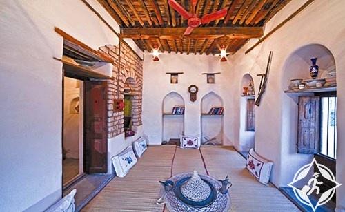 سلطنة عمان-مسقط-متحف بيت الزبير-الأماكن السياحية في مسقط