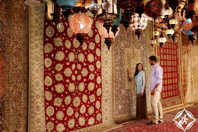 سوق السجاد-الأسواق التقليدية في ابوظبي