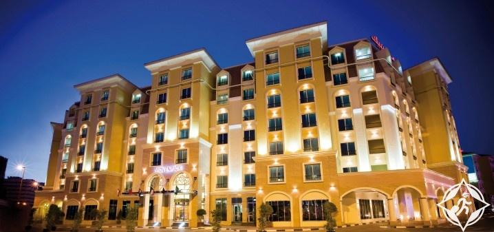 فندق أفاني ديرة دبي