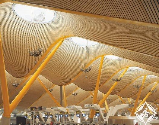 مطار أدولفو سواريز-مدريد باراخاس الدولي-أجمل صالات المطارات