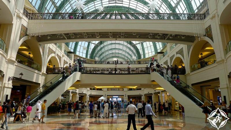 أماكن السياحة في دبي