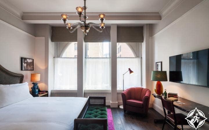 نيويورك-فندق بيكمان-فنادق تم افتتاحها في 2016