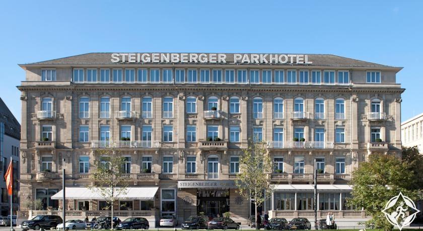 ألمانيا-دوسلدورف-فندق بارك شتايغنبيرغر دوسلدورف-أفضل فنادق دوسلدورف