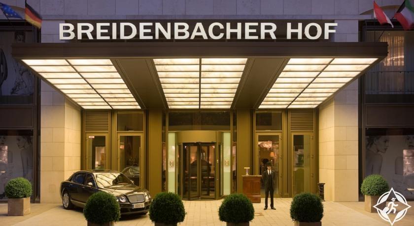 ألمانيا-دوسلدورف-فندق كابيلا-أفضل فنادق دوسلدورف